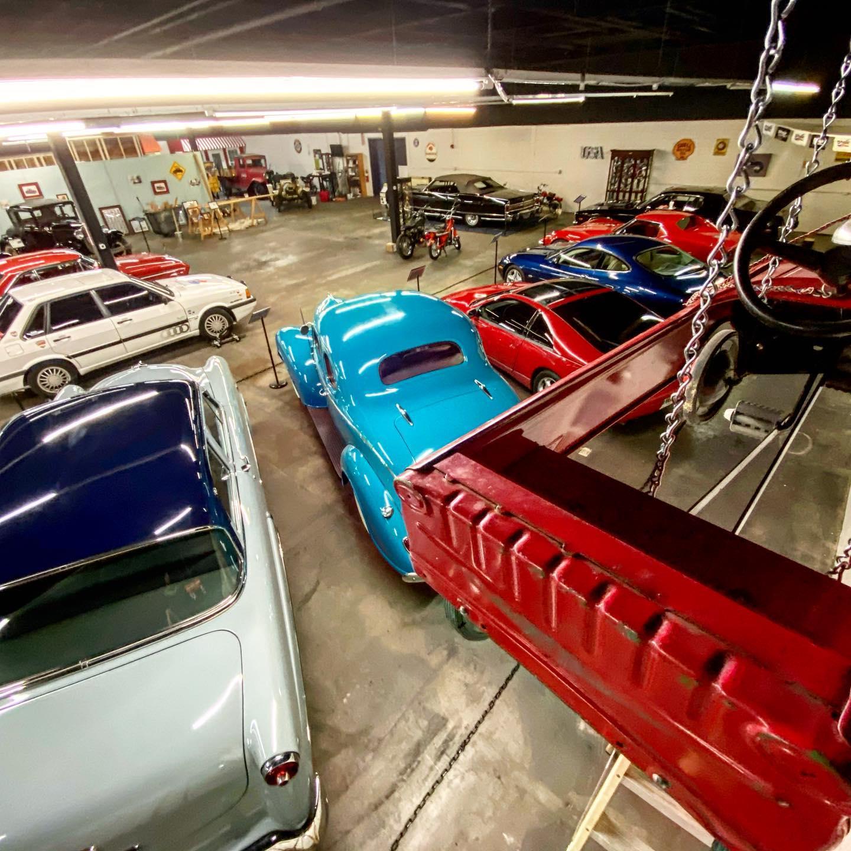 clarkesville car museum